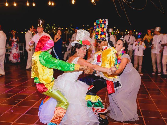 El matrimonio de Andrés y Carolina en Cartagena, Bolívar 29