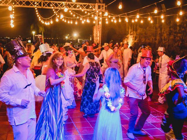 El matrimonio de Andrés y Carolina en Cartagena, Bolívar 30