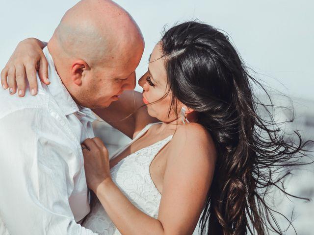 El matrimonio de Andrés y Carolina en Cartagena, Bolívar 34