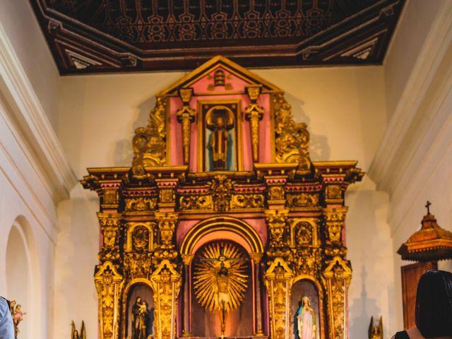 El matrimonio de Andrés y Carolina en Cartagena, Bolívar 41
