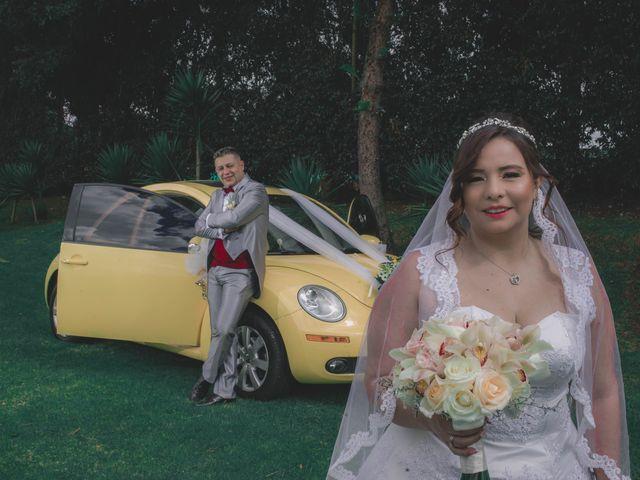 El matrimonio de Bernardo y Laura