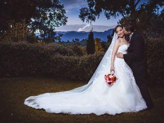 El matrimonio de Carolina y Alan