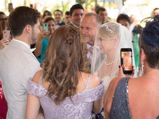 El matrimonio de Sebastián y Annika en Cali, Valle del Cauca 40