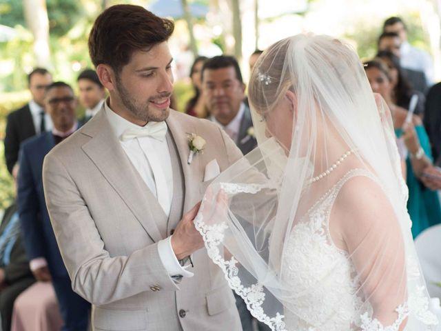 El matrimonio de Sebastián y Annika en Cali, Valle del Cauca 41