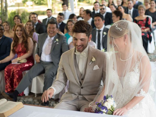 El matrimonio de Sebastián y Annika en Cali, Valle del Cauca 43