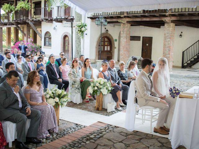 El matrimonio de Sebastián y Annika en Cali, Valle del Cauca 44