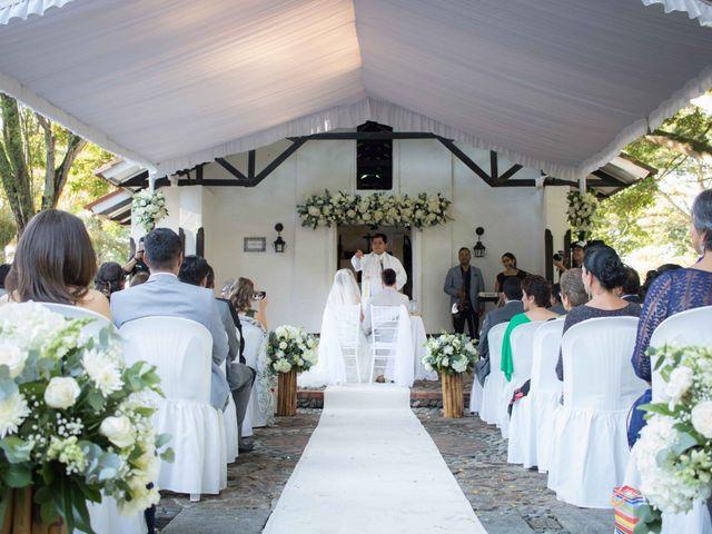 El matrimonio de Sebastián y Annika en Cali, Valle del Cauca 45