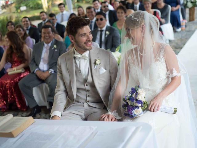 El matrimonio de Sebastián y Annika en Cali, Valle del Cauca 47