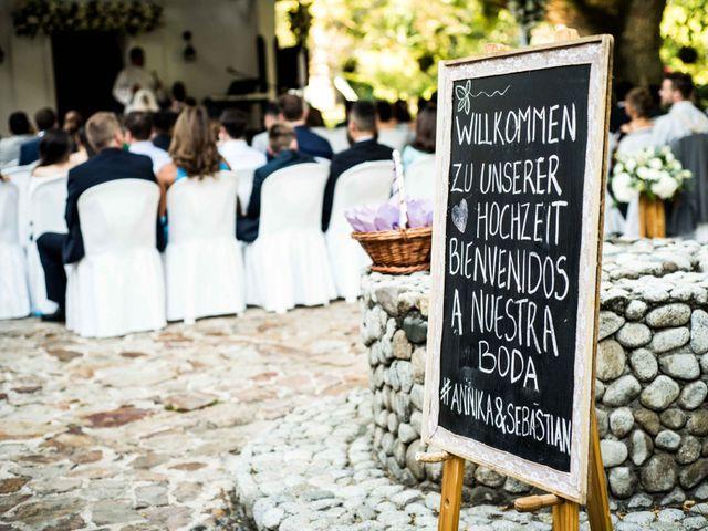 El matrimonio de Sebastián y Annika en Cali, Valle del Cauca 50