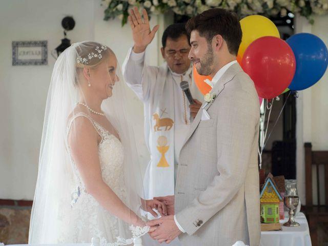 El matrimonio de Sebastián y Annika en Cali, Valle del Cauca 52
