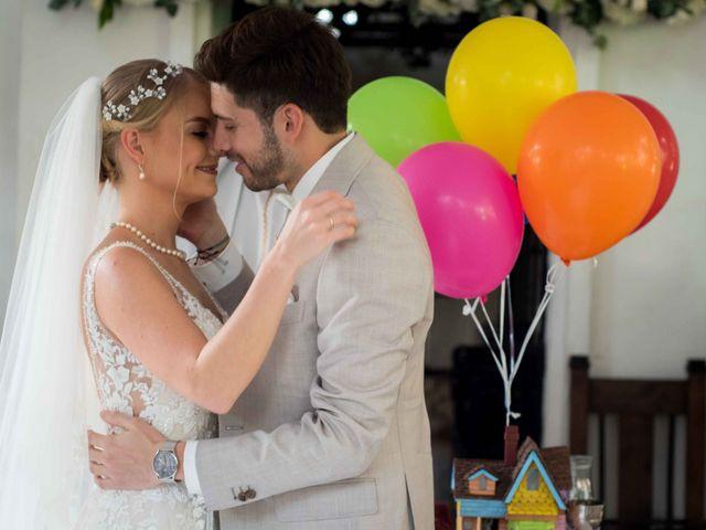 El matrimonio de Sebastián y Annika en Cali, Valle del Cauca 53