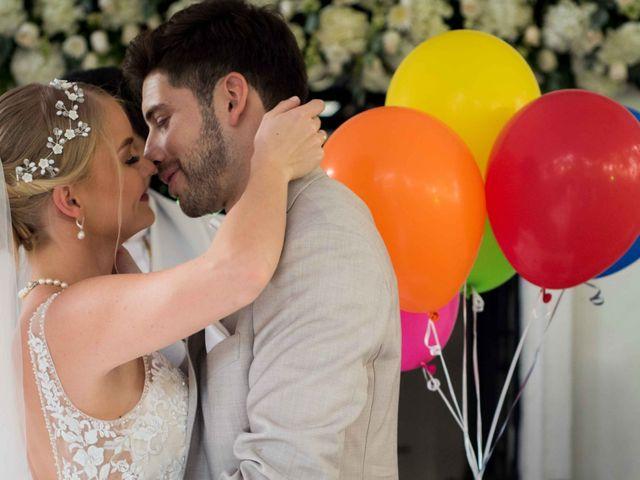 El matrimonio de Sebastián y Annika en Cali, Valle del Cauca 54