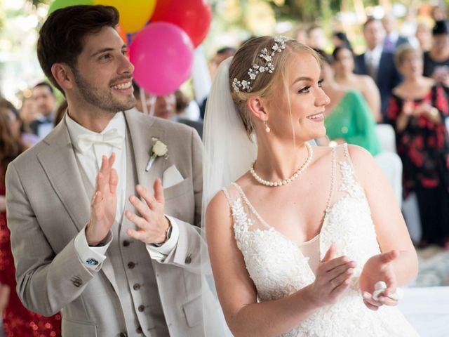 El matrimonio de Sebastián y Annika en Cali, Valle del Cauca 55