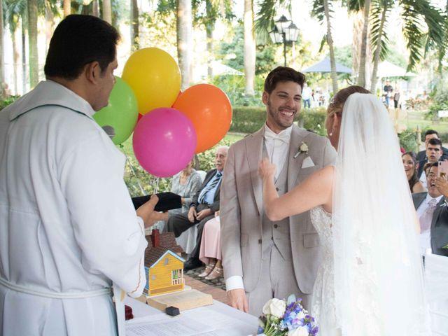 El matrimonio de Sebastián y Annika en Cali, Valle del Cauca 57
