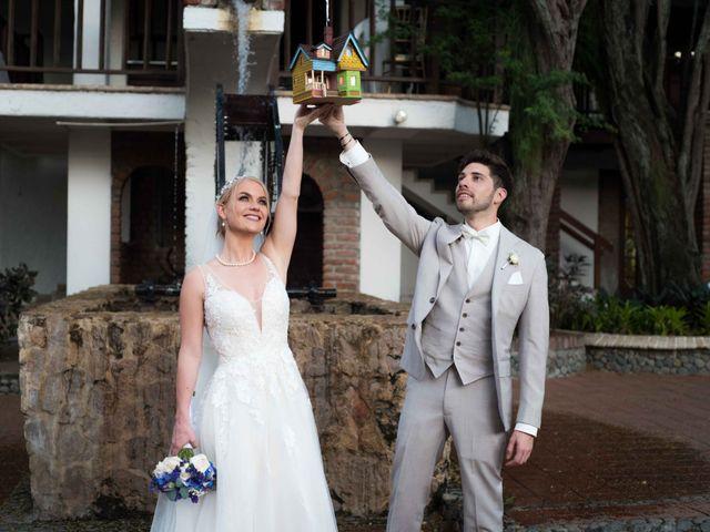 El matrimonio de Sebastián y Annika en Cali, Valle del Cauca 71