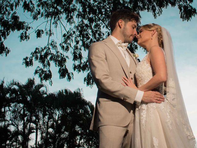 El matrimonio de Sebastián y Annika en Cali, Valle del Cauca 80
