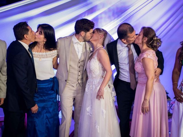 El matrimonio de Sebastián y Annika en Cali, Valle del Cauca 103