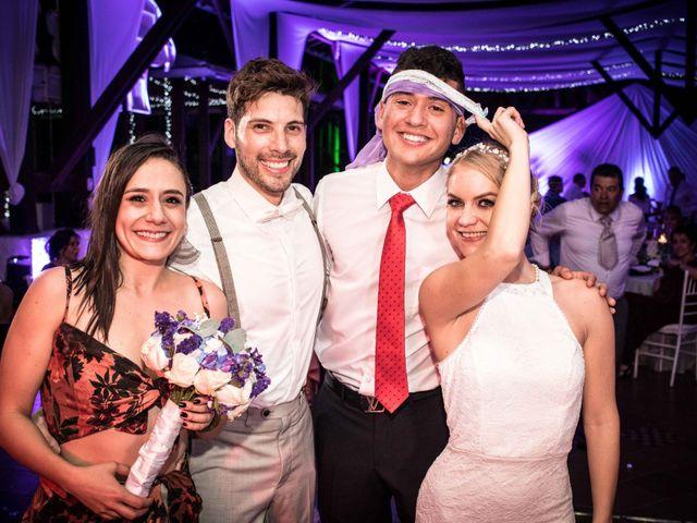 El matrimonio de Sebastián y Annika en Cali, Valle del Cauca 121