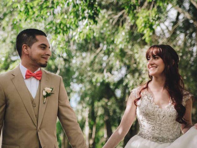 El matrimonio de Daniela y Alexander