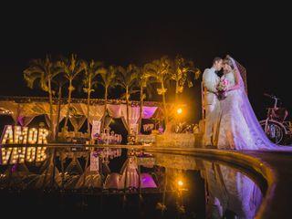 El matrimonio de Claudia y Juan