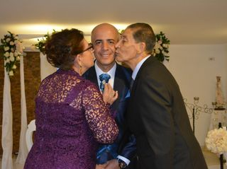 El matrimonio de Viviana  y Alejandro  3