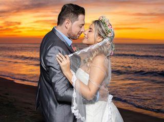 El matrimonio de Alejandra y Jhon
