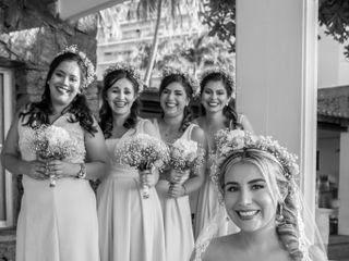 El matrimonio de Alejandra y Jhon 3