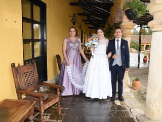 El matrimonio de Paula y Santiago 3