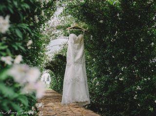 El matrimonio de Alex y Mimi 2