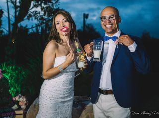 El matrimonio de Alex y Mimi