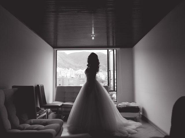 El matrimonio de Daniel y Nathaly en Bogotá, Bogotá DC 7