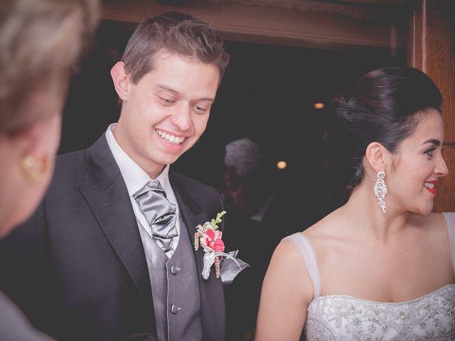 El matrimonio de Daniel y Nathaly en Bogotá, Bogotá DC 40