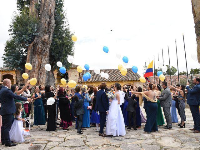El matrimonio de Santiago y Paula en Paipa, Boyacá 2