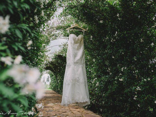 El matrimonio de Mimi y Alex en Subachoque, Cundinamarca 1