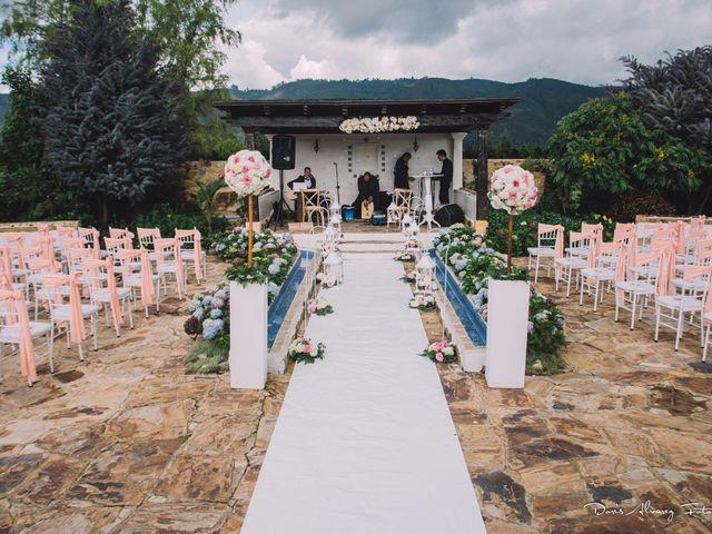 El matrimonio de Mimi y Alex en Subachoque, Cundinamarca 24