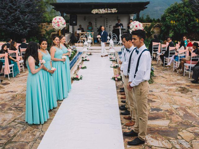 El matrimonio de Mimi y Alex en Subachoque, Cundinamarca 27