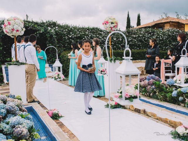 El matrimonio de Mimi y Alex en Subachoque, Cundinamarca 30