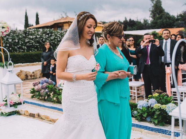 El matrimonio de Mimi y Alex en Subachoque, Cundinamarca 31