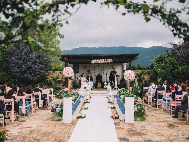 El matrimonio de Mimi y Alex en Subachoque, Cundinamarca 40
