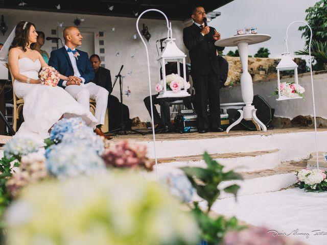 El matrimonio de Mimi y Alex en Subachoque, Cundinamarca 41
