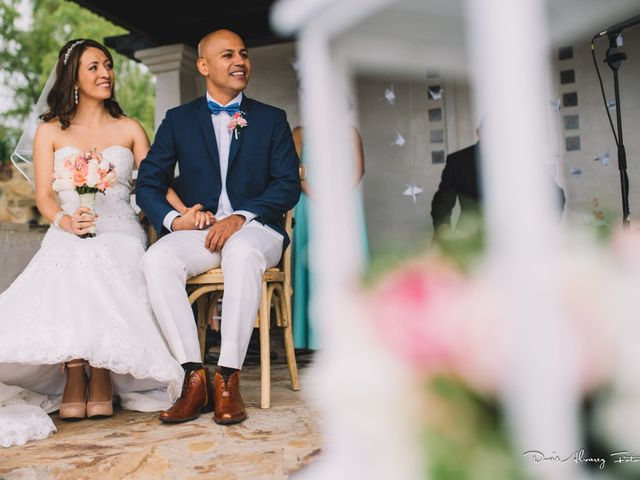 El matrimonio de Mimi y Alex en Subachoque, Cundinamarca 42