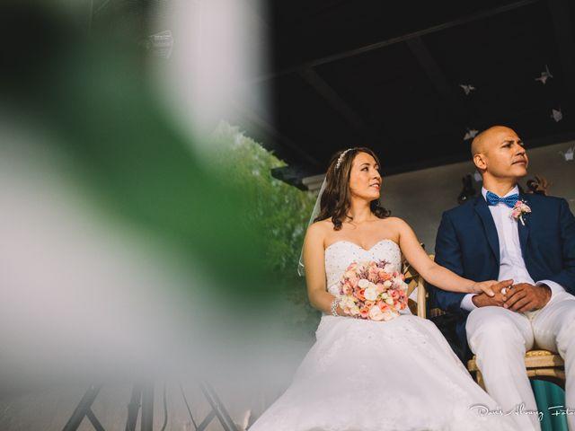 El matrimonio de Mimi y Alex en Subachoque, Cundinamarca 45