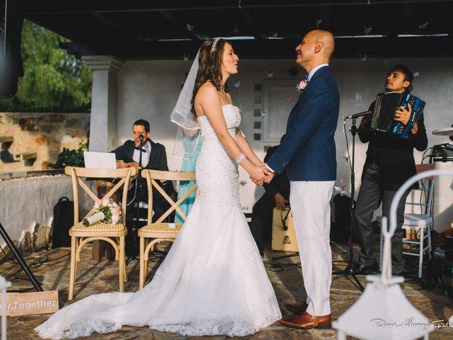 El matrimonio de Mimi y Alex en Subachoque, Cundinamarca 52