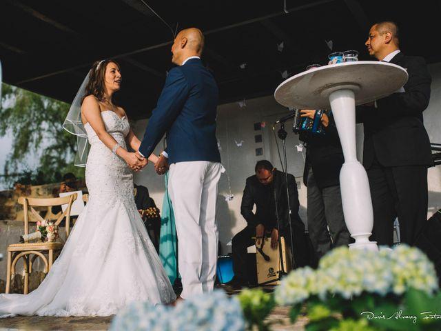 El matrimonio de Mimi y Alex en Subachoque, Cundinamarca 53