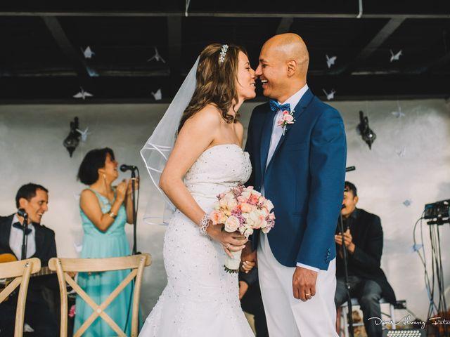 El matrimonio de Mimi y Alex en Subachoque, Cundinamarca 59