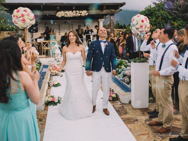 El matrimonio de Mimi y Alex en Subachoque, Cundinamarca 63