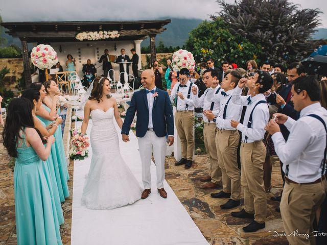 El matrimonio de Mimi y Alex en Subachoque, Cundinamarca 65