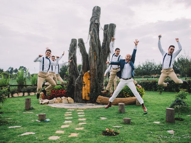 El matrimonio de Mimi y Alex en Subachoque, Cundinamarca 73