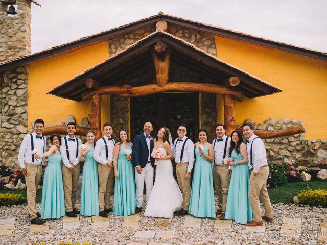 El matrimonio de Mimi y Alex en Subachoque, Cundinamarca 78