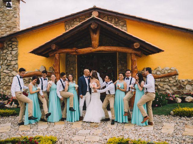 El matrimonio de Mimi y Alex en Subachoque, Cundinamarca 80